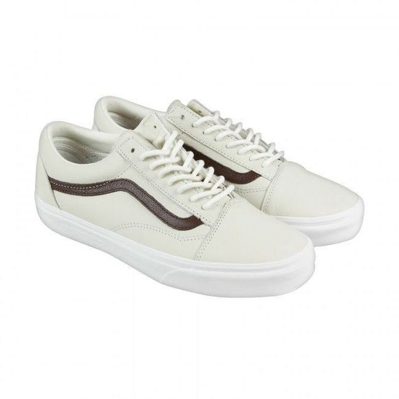 8fed94794a Vans Old Skool Leather Shoes NWT Men s 10